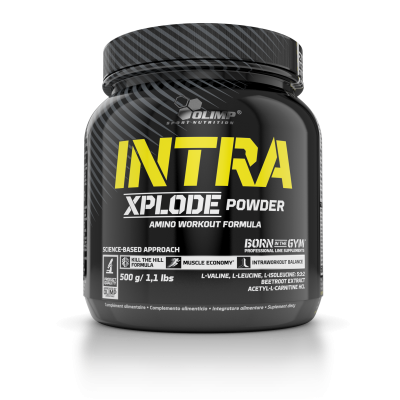 OLIMP Intra xplode powder - 500g grapefruit